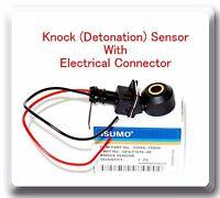 Knock (Detonation) Sensor W/ Electrical Connector Fits: Infiniti Nissan & Suzuki