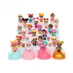 LOL Surprise Doll Punk boy Kitty Queen Bee UNICORN #Hairgoals BHADDIE Series Toy