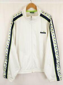 Vintage 90's Diadora Track Top Jacket L-XL