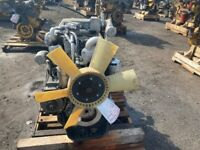 Mercedes OM 904LA Diesel Engine, 170HP, Approx. 3K Miles. All Complete