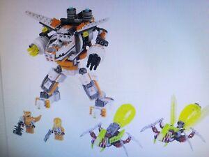 LEGO Galaxy Squad 70707 -  La contre attaque du robot