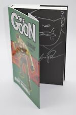 SIGNED/SKETCHED The Goon Library Volume 2 Eric Powell (2016, Hardcover) Rare