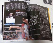 Fedor Emelianenko Kazushi Sakuraba Royce Gracie + Signed Pride Magazine PSA/DNA