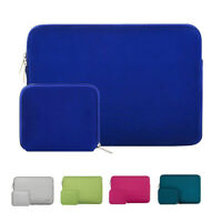 Laptop Sleeve Case Bag Pouch Cover For MacBook Air Pro 11 12 13 14 15 Dell HP