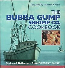 BUBBA GUMP SHRIMP CO COOKBOOK, 1994 (75 SHRIMP RECIPES - FORREST GUMP