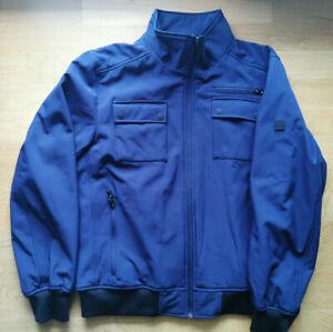 Calvin Klein Softshell Jacke / 5-pocket zip front jacket (CMC03460)