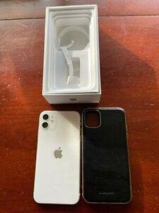 Apple iPhone 11 - 128GB - White  A2111 (CDMA + GSM)