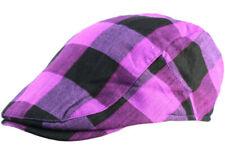 Newsboy Cap Flat Baker Boy Ivy Cabbie Unisex Men Golf Driving Scally Duffer Hats