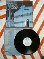Depeche Mode Some Great Reward Vinyl UK 1984 Mute A2/B2 Matrix LP