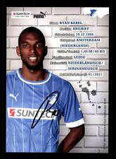 Ryan Babel Autogrammkarte TSG Hoffenheim 2012-13 Original Sign+A 128067