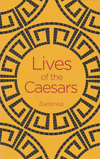 LIVES OF THE CAESARS by SUETONIUS (PAPERBACK) NEW BOOK