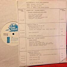 RADIO SHOW:THIS WK 63 7/8/86 CHIFFONS, LONNIE MACK, SURFARIS, ESSEX, PP&M, TYMES