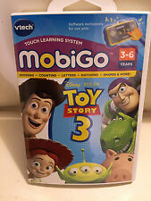 Vtech Mobigo Toy Story 3 Software