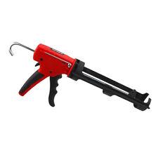 1x Heavy Duty Pro Silicone Sealant Caulking Gun No Dripping Caulk Tool