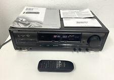 Technics SA-EX310 AV Control Stereo Receiver Model Surround Sound wRemote manual