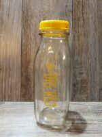 LIMITED Ed 2021 Shatto Milk Bottle Andy Reid BIG RED KC Kansas City Chiefs EMPTY