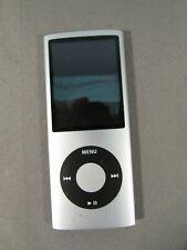 Apple iPod Nano Silver 8GB 4th Gen A1285