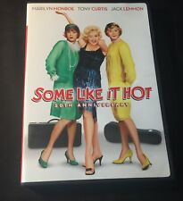Some Like It Hot (Dvd, 2009, 50th Anniversary Edition) (A1)
