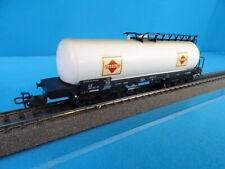 Marklin 4648 DB Four Axled Tanker Car GASOLIN White