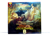 LP Wagner Overtures And Vorspiele Otto Klemperer Orchestra London Vinyl