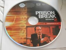 Prison Break Second Season 2 Disc 3 Replacement DVD Disc Only 56-166