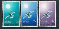 Norfolk Is 1976 Christmas SG 176/8 MNH