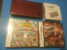Nintendo Dsi Xl System with charger & games  *tested*