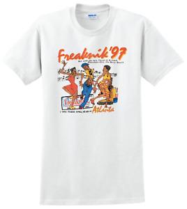 97' Freaknik Atlanta 1997 Chocolate City - 100% Cotton T-Shirt