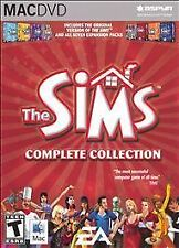 Sims: The Complete Collection (Apple, 2006)