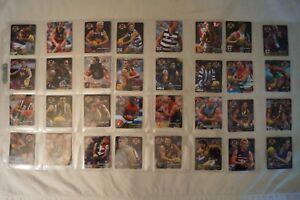 AFL - Hard to Find - Set of 32 - Hot Shot Tazos - big, BIG NAMES HERE !!