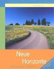 Neue Horizonte: A First Course in German Language and Culture, Hansen, Thomas S.