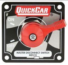 QuickCar Battery Master Disconnect Switch  Alternator Posts Emergency CutOff