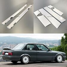 BMW E30 M Tech 2 M Technik Style Side Skirts And Door Panels Set Coupe Cabrio