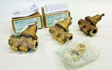 Lot of 3 Zurn Wilkins Model 34-600Xl 3/4� Water Pressure Reducing Brass Valve