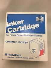"""New"" Pitney Bowes Inker Cartridge Mailing Machine Ink 625-1"