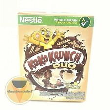 20g.Nestle KOKO KRUNCH DUO Breakfast Cereal Whole Grain Better Novelty Fridge