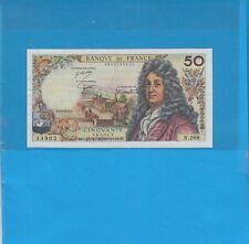 50 Francs RACINE du 6-3-1972   N.268