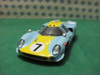 """LOLA T70  6000cc. coupè """" Le Mans 1968"""" - 1/43 Best 9371"""