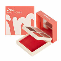 [MEMEBOX] I'M MEME I'm Multi Cube Eyeshadow & Blusher 002 ALL ABOUT APPLE RED