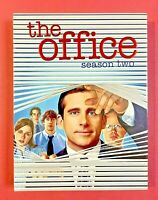 THE OFFICE / Season Two / DVD Format / Brand-new & Sealed / FREE SHIPPING