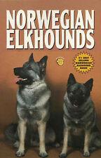 Norwegian Elkhounds by Anna Katherine Nicholas (Paperback, 1997)