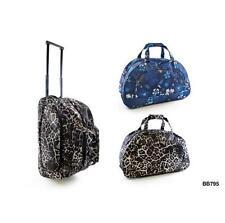 Ks Brands Bb0795 Estampado Fin De Semana Con Ruedas Bolso Carretilla 2 Diseños