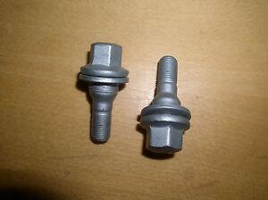 1x Radschrauben Radbolzen Flachbund Original Peugeot oder Citroen 9817024580