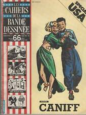 cahiers BD glenat # 66 SPECIAL USA DOSSIER CANIFF  1985