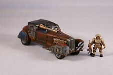 Crazy Joe's Post Apocalyptic Automobile sci-fi 25mm / 28mm scale vehicle
