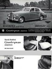 Rolls Royce 1962 - Rolls Royce Silver Cloud III & Bentley S '3' - Countryman Ada