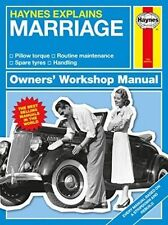 Marriage - Haynes Explains by Boris Starling (Hardback, 2016)