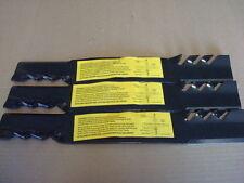 "52"" GATOR BLADES replaces TORO Bobcat EXMARK 107-1741-03 107-1742 105-7781"