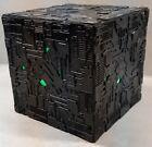 Borg Cube Illuminated Borg Kubus Star Trek Eaglemoss Raumschiffsammlung Special