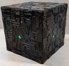 Borg Cube Illuminé Star Trek Eaglemoss Raumschiffsammlung Spécial